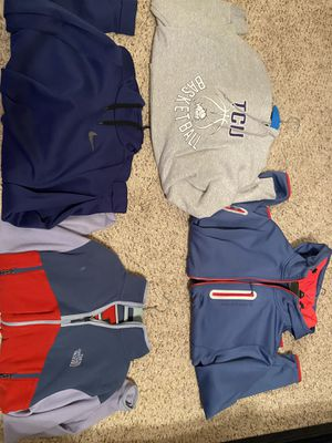 North Face, Patagonia, Nike jackets size M-L for Sale in Keller, TX