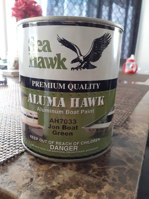 Aluminum boat paint for Sale in March Air Reserve Base, CA