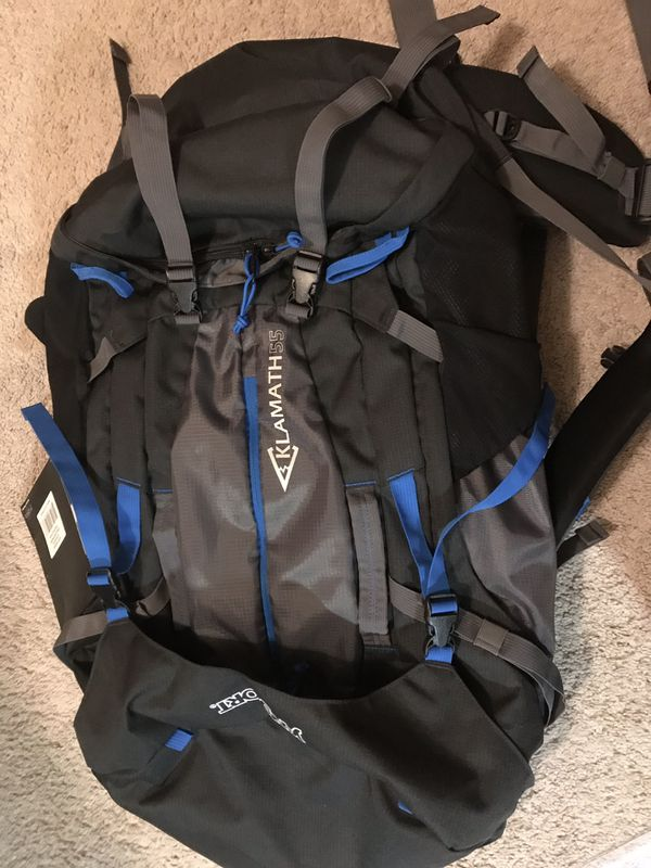 Brand new Jansport Klamath 55L overnight backpack (3,400 cu.in)