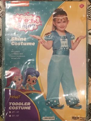 Jazmine costume 2T-4T for Sale in Chicago, IL