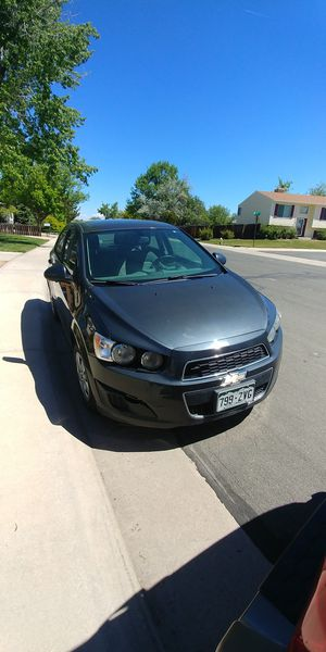 2014 Chevy sonic for Sale in Denver, CO