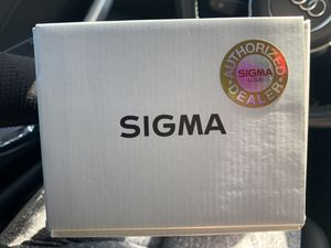 Brand New Sigma 35mm F1.4 DG for Sale in Torrance, CA