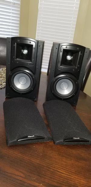 Klipsch bookshelf speakers for Sale in Port St. Lucie, FL