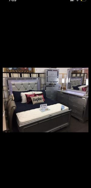 BRAND NEW LUXURY COMPLETE BEDROOM SET FOR $1499!! for Sale in Queens, NY