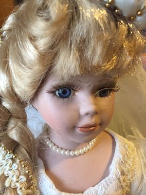 Collection of porcelain of Dolls$150,100, for Sale in Dallas, TX