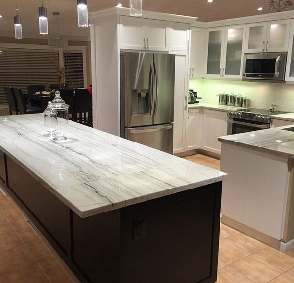 Kitchen cabinets - countertop included