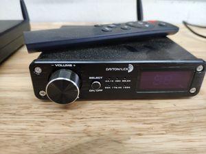 Dayton audio amp DTA-Pro 100w Bluetooth for Sale in Menifee, CA
