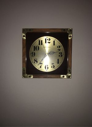 Antique clock Mercedes brand for Sale in Joliet, IL
