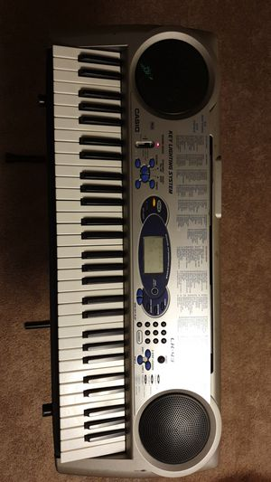 Casio music keyboards for Sale in Seattle, WA