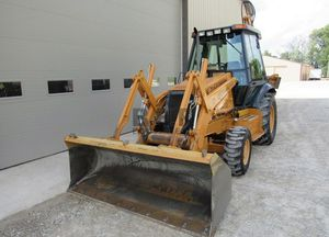 2000 Case 580SL II Backhoe USD $11,000 for Sale in Garfield Heights, OH