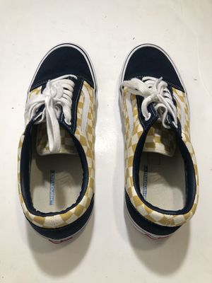 """Old Skool Pro """"Checkerboard"""" Dress Blue for Sale in Annandale, VA"""