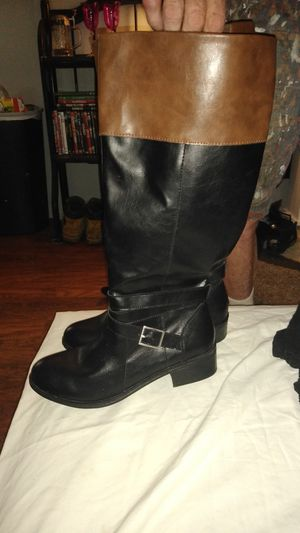 Thigh high boots for Sale in Hudson, FL
