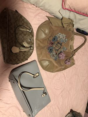 Michael Kors Coach Juicy Couture purses for Sale in Westminster, CO