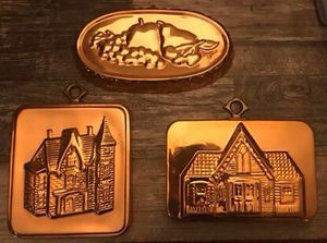 !!REDUCED!!- New Copper Plated Kitchen Decor- WAS $25 NOW $15 for Sale in Paducah, KY