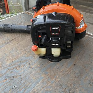 Echo PB-770T Commercial Backpack Blower for Sale in Fort Lauderdale, FL