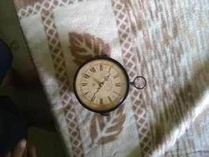 Antique clock/thermometer for Sale in Edgewater, NJ
