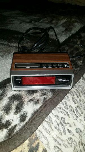 Westclox model #22651 for Sale in Phoenix, AZ