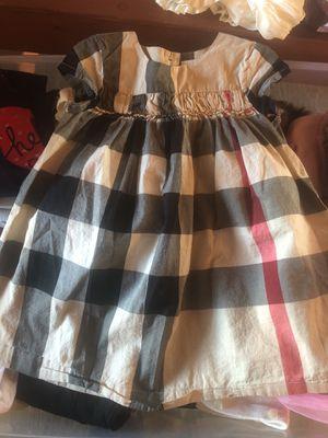Burberry Dress Original Size 2T for Sale in Concord, CA