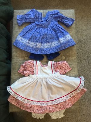 """18"""" doll cloths for Sale in Round Rock, TX"""