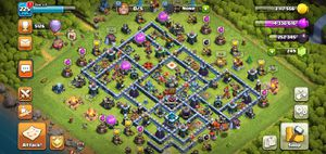 Check out the clan to visit (Clash of clans) for Sale in La Habra, CA