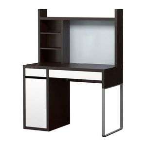 Ikea Micke Computer Desk with Hutch for Sale in Trenton, NJ