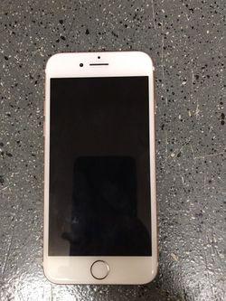 Verizon iPhone 7 Rose gold for Sale in SeaTac,  WA
