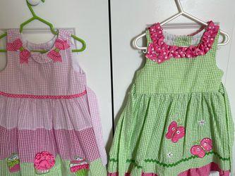 Girls Size 4t Dress Lot for Sale in Windermere,  FL
