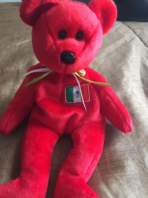 Ty beanie baby original for Sale in New Braunfels, TX