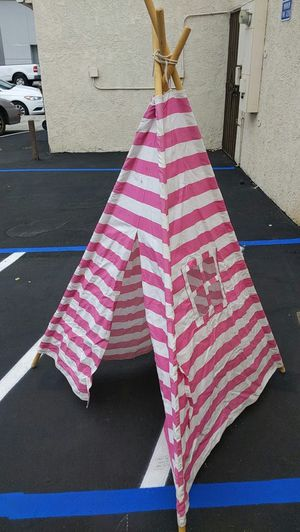 Pottery Barn Tee Pee for Sale in Oceanside, CA
