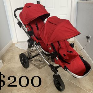 City Select Double stroller by Baby Jogger for Sale in Hollywood, FL