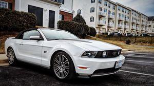 Mustang GT v8 convertible premium - price reduced for Sale in Manassas, VA