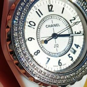 CHANEL J12 Double Diamond Watch for Sale in San Francisco, CA