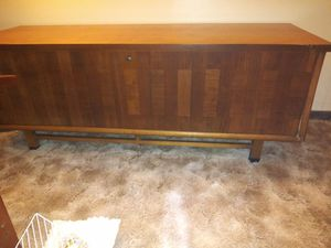 Vintage 1963 sweetheart cedar chest. Immaculate condition for Sale in Akron, OH