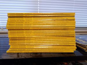 National Geographic Magazines for Sale in Citrus Heights, CA