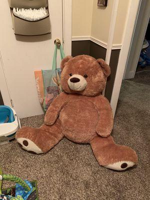 Huge stuffed bear for Sale in Monroe, MI
