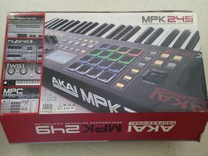 AKAI MPK249 Music keyboard for Sale in Prospect, CT