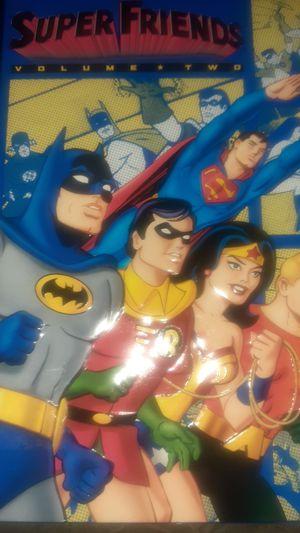 DC dvd super friends for Sale in Santa Ana, CA