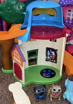 Puppy Dog Pals Doghouse Playset for Sale in Oklahoma City,  OK