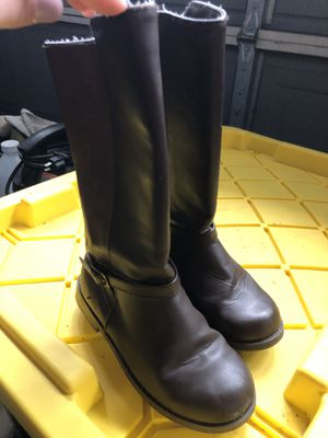 Gymboree girl boots for Sale in Ontario, CA