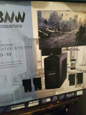 HD home theater system for Sale in Sheridan, CO