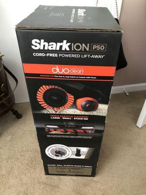 Shark p50 ion cordfree vacuum for Sale in PT PLEAS BCH, NJ