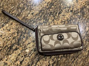 Coach wallet for Sale in Temecula, CA