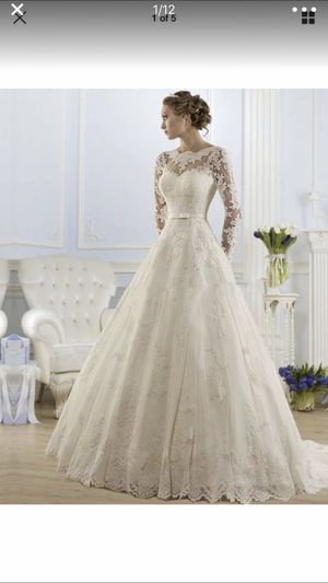 Wedding dress new condition for Sale in Avondale, AZ