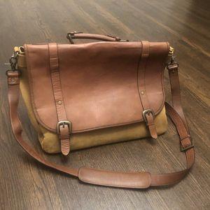 Leather satchel for Sale in Denver, CO