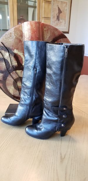 Leather boots for Sale in Nashville, TN