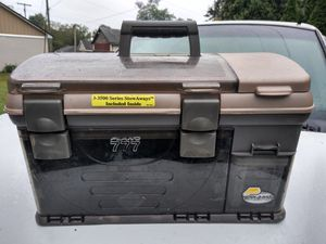 Plano 777 tackle box for Sale in Newark, OH