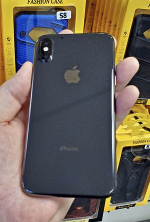 iPhone X unlocked with store warranty for Sale in Boston, MA