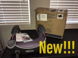 New Graco Booster Seat for Sale in Las Vegas, NV