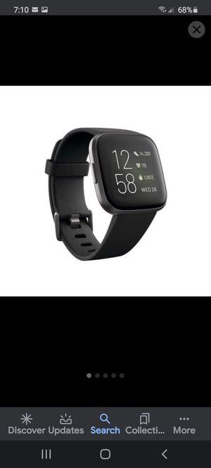 Fitbit versa 2 for Sale in Katy, TX