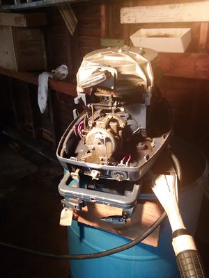 1973 25 h.p Evinrude outboard for Sale in Minneapolis, MN